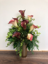 Artifical Arrangement Silk