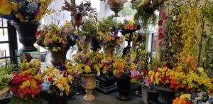 Silk Flowers Mary S Little Shop Of Flowers Houston Tx