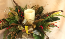 Silk Ever Lasting Holiday Arrangement