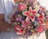 Permanent Botanical Floral Bouquet