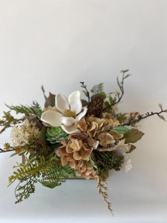 silk Foliage In Bloom Silk, Custom, Premium, Luxury