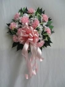 Silk Sympathy Wreath Silk Wreath