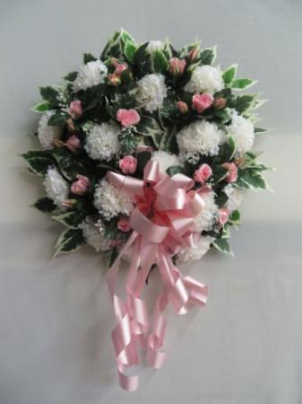 Silk Wreath Artificial Wreath In Farmville Va Carters Flower Shop