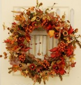Silk Wreath  Silk in Honesdale, PA | BOLD'S FLORIST,GARDEN CENTER & GIFT SHOP