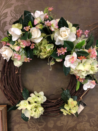 Silk Wreath Silk Arrangements
