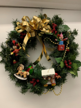 silk wreaths 18