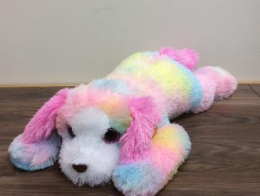 Silky soft floppy dog Plush