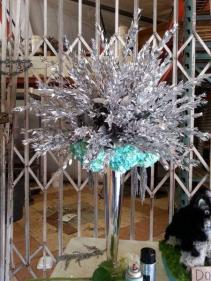 Silver Center Piece