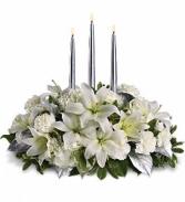 Silver Elegance - 132 Christmas arrangement