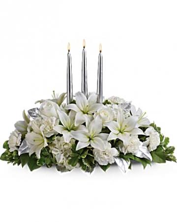 Silver Elegance Bouquet