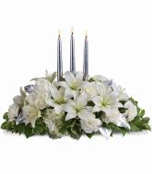 Silver Elegance Centerpiece T132-1B