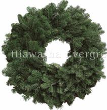 Silver Fir Wreath