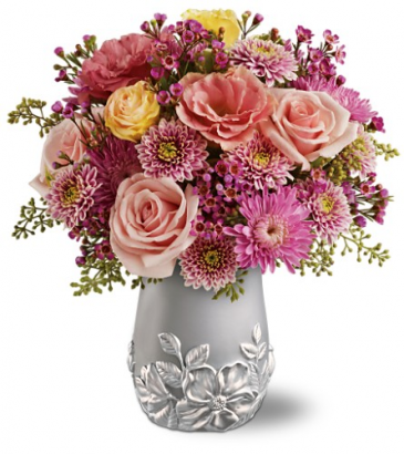 Silver Garden *Limited Edition Vase*