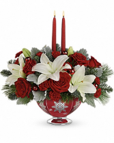 SILVER & JOY ARRANGEMENT