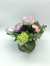 Silver Linings  Cased arrangement