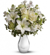 Silver Reflections - 200 Vase Arrangement