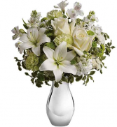 Silver Reflections Bouquet ANYTIME