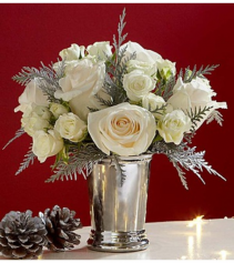 Silver Season™ Petite Bouquet Arrangement