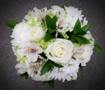 Simlply Bridal Bouquet