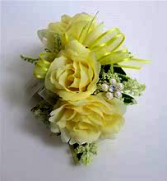 Simple Beauty Prom Corsage
