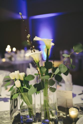 Simple Beauty Table Decor