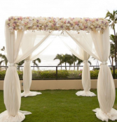 Simple Bliss chuppah