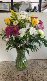 Simple but Beautiful  vase