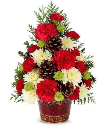 Simple but Nice Flower Tree