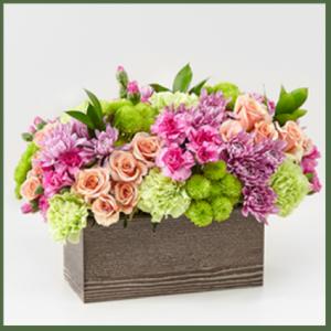 Simple Charm Bouquet in Arlington, TX | Lige Green Flowers
