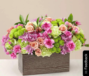 Simple Charm Bouquet in Arlington, TX | Iva's Flower Shop