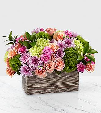 Simple Charm Bouquet Spring