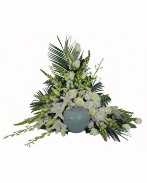 Simple Devotion Arrangement in Winston Salem, NC | RAE'S NORTH POINT FLORIST INC.