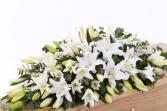 Simple Lilies Sympathy
