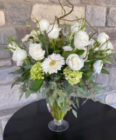 Simple Radiance Floral Arrangement