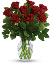 Simple Red ( choose your color) Roses