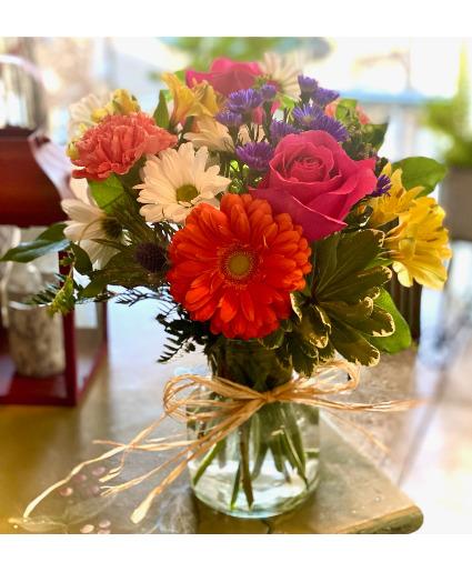 Simple Sensation Powell Florist Exclusive