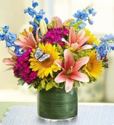 Simple Sophistication Spring Arrangement