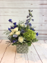 Windchimes & Flowers