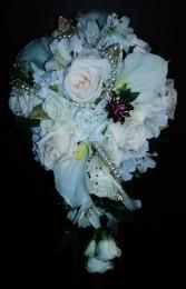 Simply Elegant Bridal Bouquet