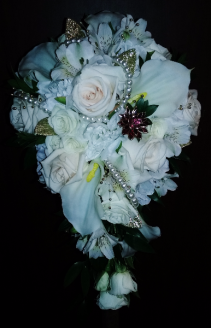 Simply Elegant Bridal Bouquet