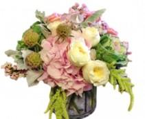 ELEGANT SIMPLICITY Compact Flower Arrangement