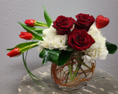 Simply Elegant  Bouquet Standard  Valentines Day