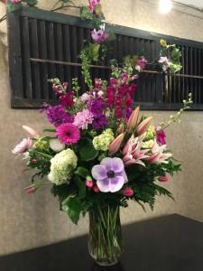 Simply Enchanting Tall Vase