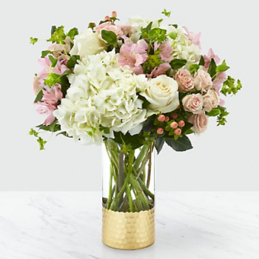 Simply Gorgeous Bouquet Vase Arrangement
