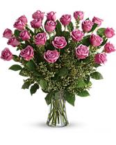 Simply Gorgeous Rose Arrangement