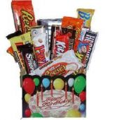 SIMPLY HAPPY BIRTHDAY Gift Basket