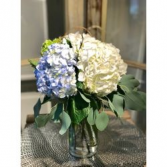 Simply Hydrangeas  fresh arrangnment
