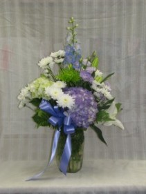 Simply Lovely Vase Arrangement