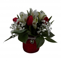 Simply Lovely Vase Arrangment