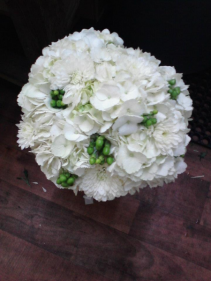 Simply Perfect Bridal Bouquet